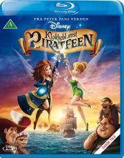 klokkeblomst og piratfeen - Blu-Ray