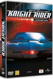 knight rider - sæson 1 - DVD
