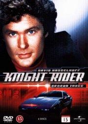 knight rider - sæson 3 - DVD