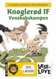knoglerød if - venskabskampen - bog