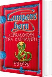 kobrakongen fra kathmandu - bog