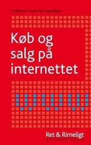 køb og salg på internettet - bog
