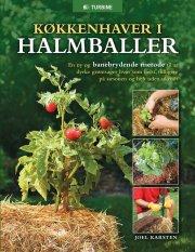 køkkenhaver i halmballer - bog