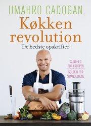 køkkenrevolution - de bedste opskrifter - bog
