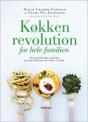 køkkenrevolution for hele familien - bog