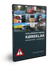 køreklar - evaluerende prøver - påhængsvogn - e - bog
