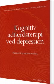 kognitiv adfærdsterapi ved depression - bog