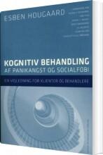 kognitiv behandling af panikangst og socialfobi - bog