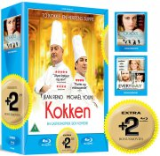 kokken / cracks / every day - Blu-Ray