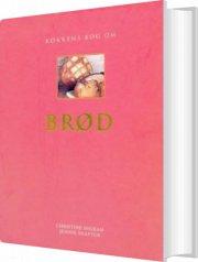 kokkens bog om brød - bog