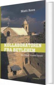 kollaboratøren fra betlehem - bog