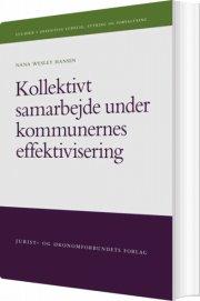 kollektivt samarbejde under kommunernes effektivisering - bog