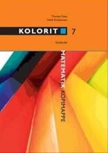 kolorit 7. klasse kopimappe - bog