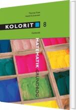 kolorit 8. klasse, grundbog - bog
