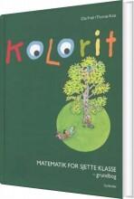 kolorit 6. klasse, grundbog - bog
