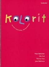 kolorit børnehaveklassen, lærerens ressourcebog - bog