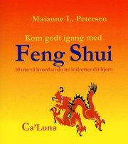 kom godt i gang med feng shui - bog