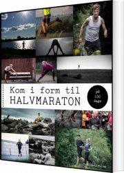 kom i form til halvmaraton på 100 dage - bog