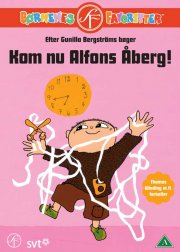 kom nu alfons åberg - DVD