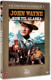 kom til alaska - DVD