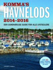 komma's havnelods 2014-2016 - bog