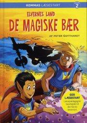 kommas læsestart: elvernes land 1 - de magiske bær- niveau 2 - bog