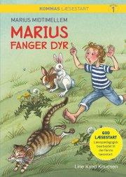 kommas læsestart: marius fanger dyr - niveau 1 - bog