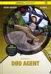 kommas læsestart: scorpio - død agent - mission 4 - niveau 3 - bog
