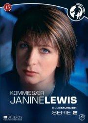 kommissær janine lewis - sæson 2 - DVD