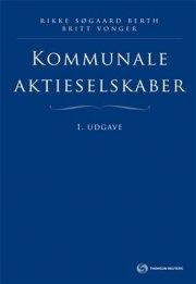 kommunale aktieselskaber - bog