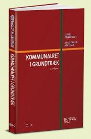 kommunalret i grundtræk - bog