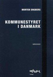 kommunestyret i danmark - særudgave - bog