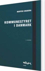 kommunestyret i danmark - bog