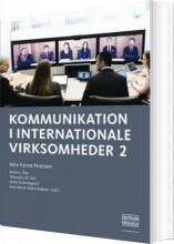 kommunikation i internationale virksomheder 2 - bog