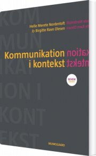 kommunikation i kontekst - bog