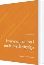 kommunikation i multimediedesign - bog