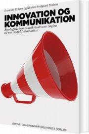 kommunikation om innovation - bog