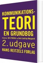 kommunikationsteori - bog