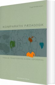 komparativ pædagogik - bog