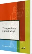 kompendium i kriminologi - bog