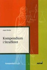 kompendium i strafferet 2.udgave - bog