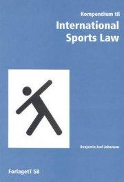 kompendium international sports law - bog