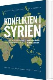 konflikten i syrien - bog
