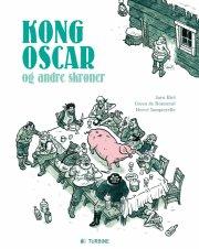 kong oscar og andre skrøner - bog