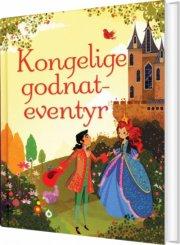 kongelige godnateventyr - bog