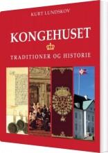 kongelige traditioner og historie - bog