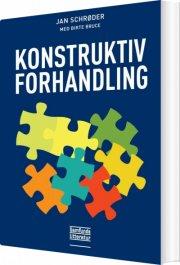 konstruktiv forhandling - bog