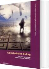 konstruktive bidrag - bog