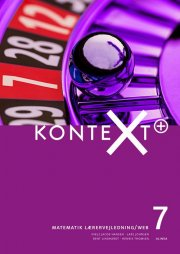 kontext +7, lærervejledning/web - bog