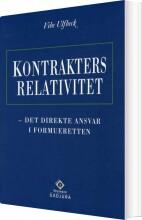 kontrakters relativitet - bog